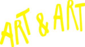 Artandart logo amarillo